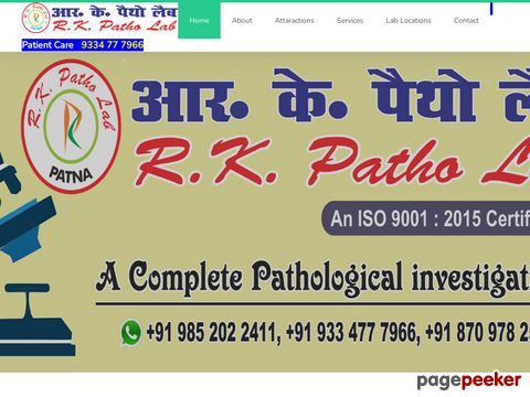 R.K Patho Lab