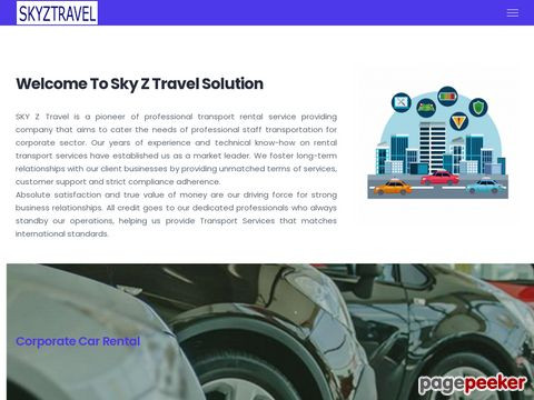 SKY Z Travel Solution Pvt. Ltd