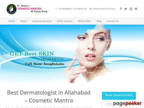 Dr. Rastogi's Cosmetic Mantra & Laser Center