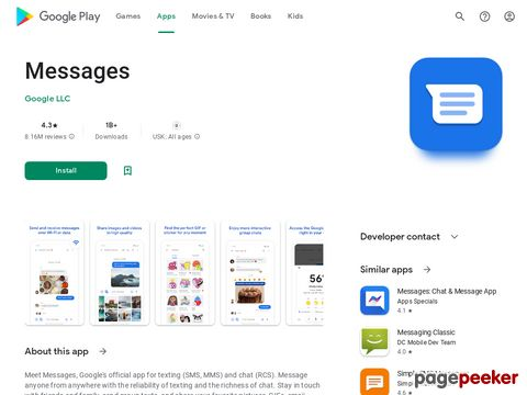 Messages Google LLC