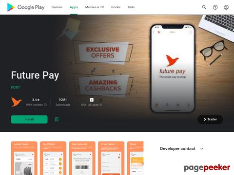 Future Pay Future Group India