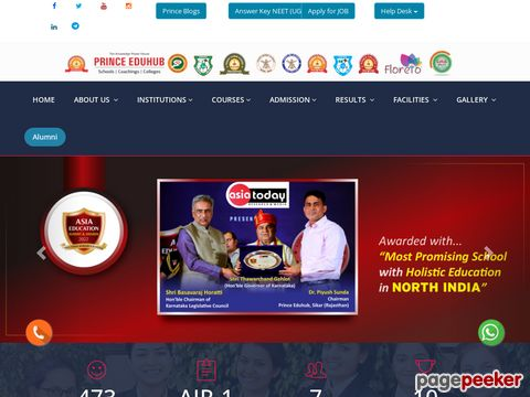 Jobs in Prince Education Hub �� Details and Application Format? What is the last date? Selection Criteria? Application Fee? How to Apply?