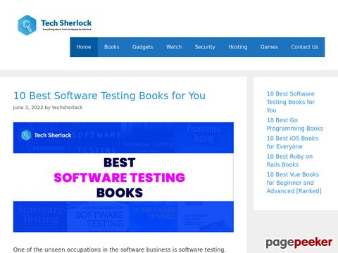 Tech Sherlock