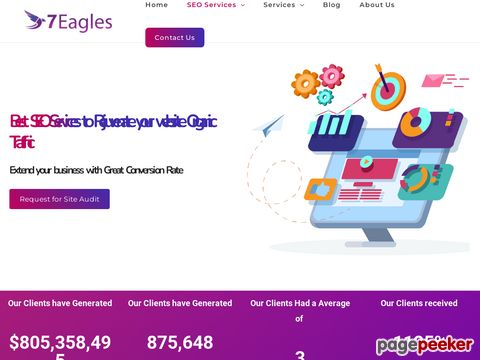 7 Eagles - Best SEO Services Company in India