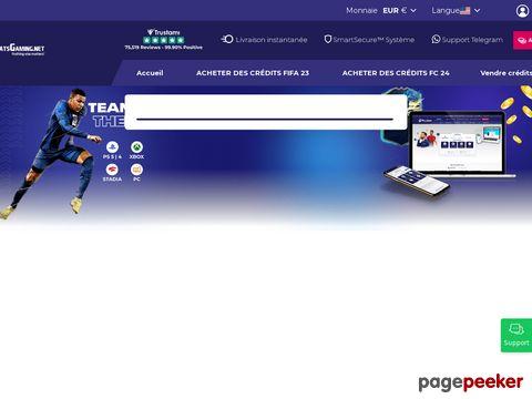 Acheter FIFA Crédits