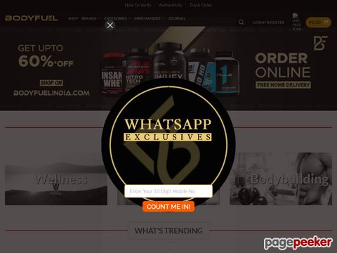 AUTHORIZED ONLINE AND OFFLINE VITAMIN AND SUPPLEMENT STORE