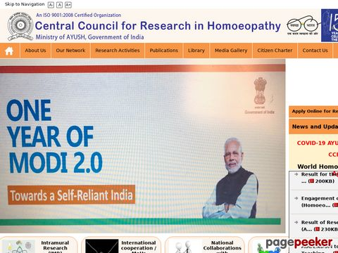 Recruitment for Research Officer Homoeopathy in CCRH 2021
