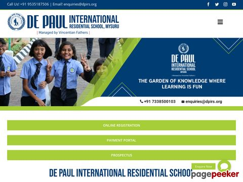 De Paul International Resident School