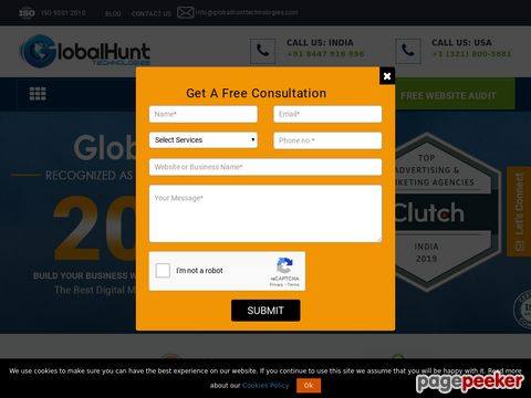 GlobalHunt Technologies Pvt. Ltd.