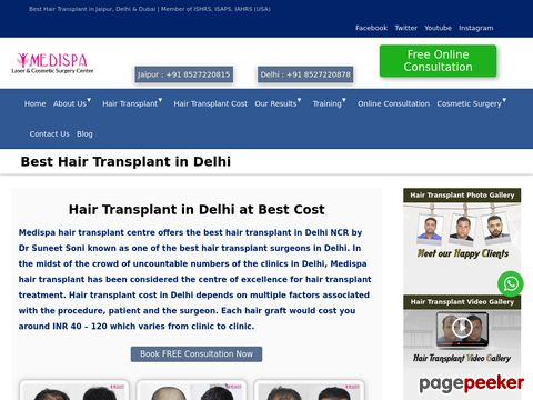 Best Hair Transplant in Delhi  MALAYSIA DETECTS NEW CORONAVIRUS STRAIN THAT IS 10 TIMES MORE INFECTIOUS | YOUTUBE.COM  #EDUCRATSWEB