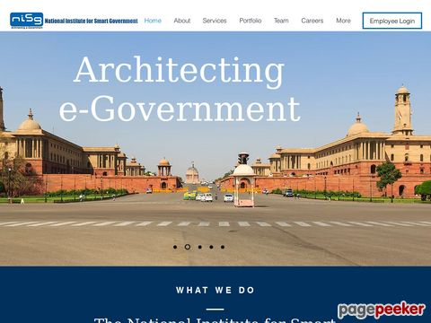 National Institute for Smart Government