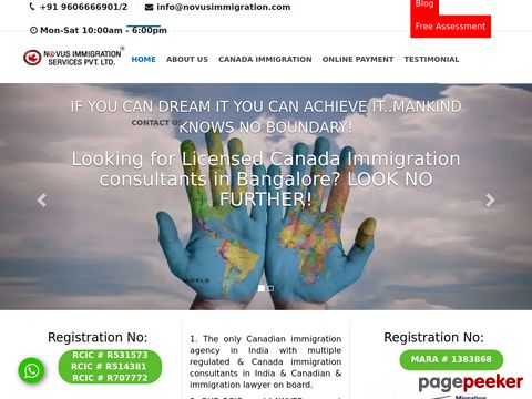 Novus Immigration Services