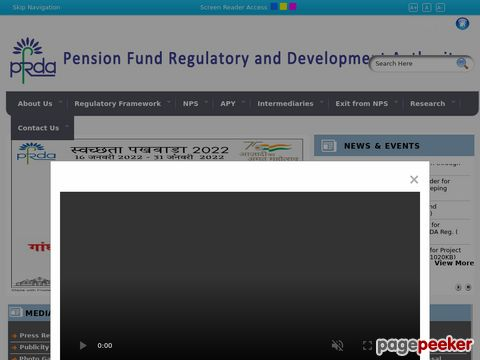 Recruitment of Officer (Assistant Manager) in PFRDA 2021