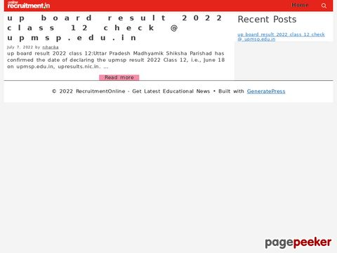 Intelligence Bureau – IB Recruitment – 1054 Security Assistant (Executive) Vacancy – Last Date 10 November 2018