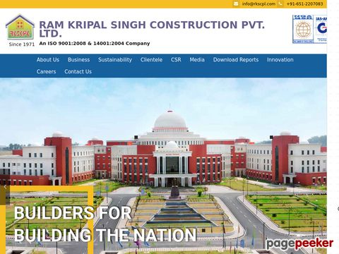 JOBS IN RAM KRIPAL SINGH CONSTRUCTION (P) LTD.