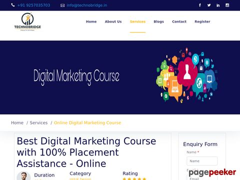 Best Digital Marketing Course in Pune With 100% Job Guarantee