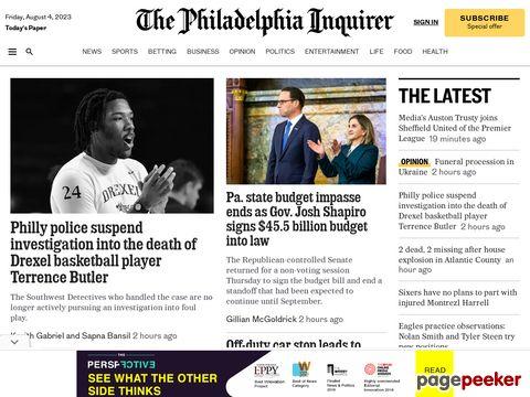 Đánh giá inquirer.com