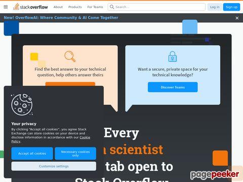 stackoverflow.com