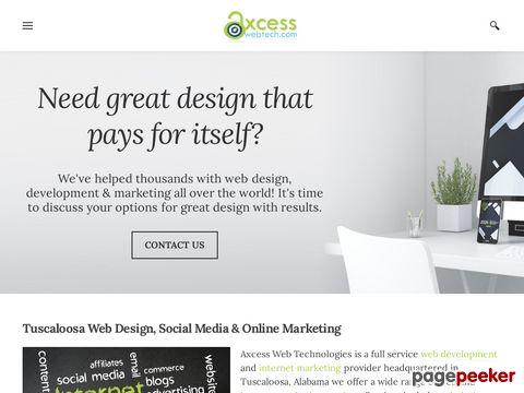 axcesswebtech.com Domain-Hosting Bilgileri