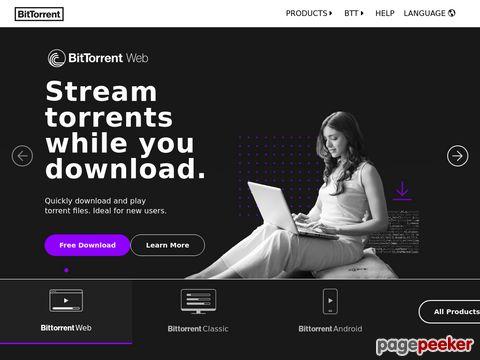 bittorrent.com