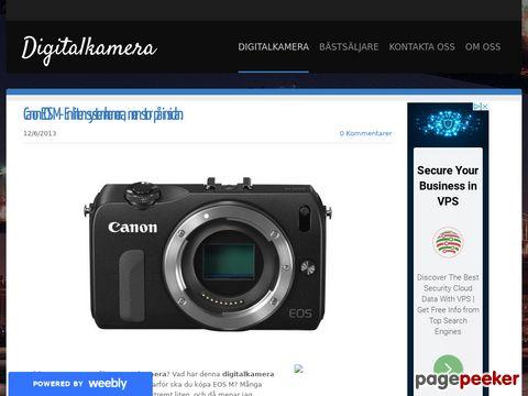 Digitalkamera - Digitalkamera
