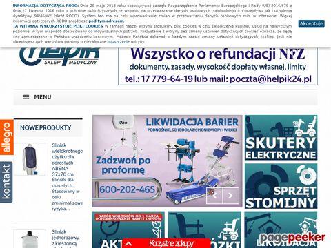 Sklep medyczny Comiesiecznik.pl