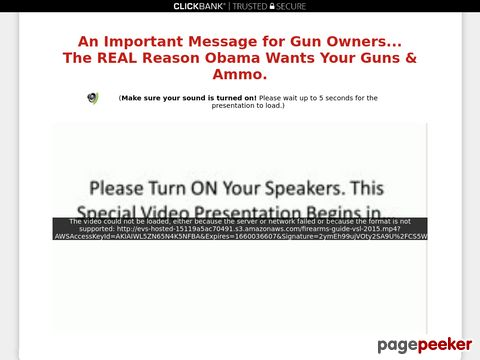 Ammo Independence: The Firearms Survival Guide