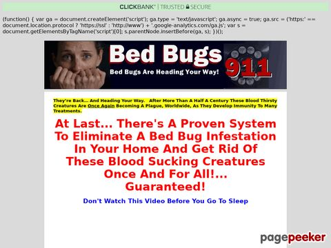 Get rid of Bed Bugs – Bed Bugs 911
