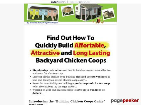 Building Your Own Chicken Coops