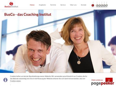 BusCo Institut - Trainings, Workshops, Business Coach Ausbildung