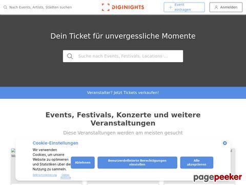 DIGINIGHTS - Your Event Community