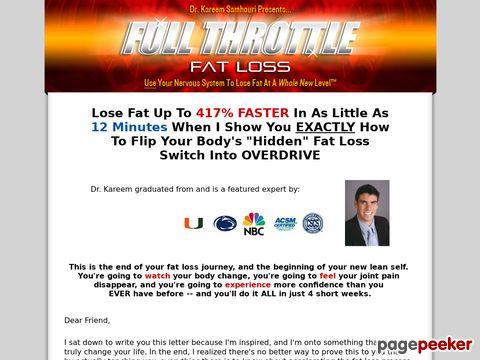 Fat Loss Sale - Home