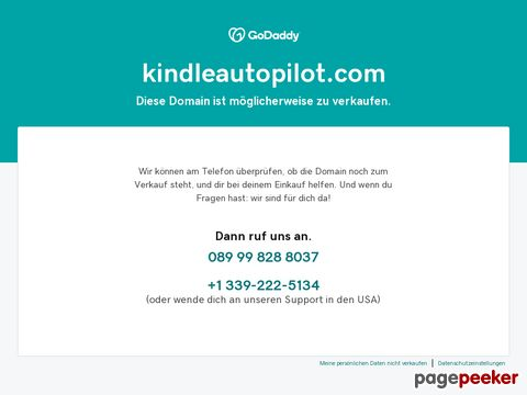 Kindle Autopilot