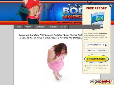 No Excuses Body Makeover: Fat Loss Membership