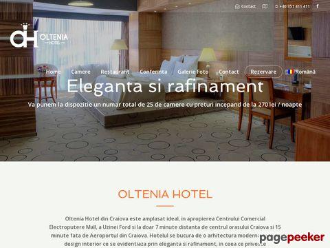 olteniahotel.ro
