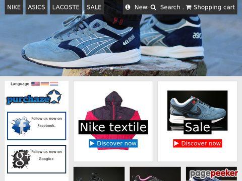 Nike Schuhe Sneaker Shop Purchaze