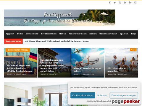 Reiseblog Reiseberichte Reiseziele weltweit