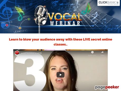 vocalwebinar Vocal Webinar