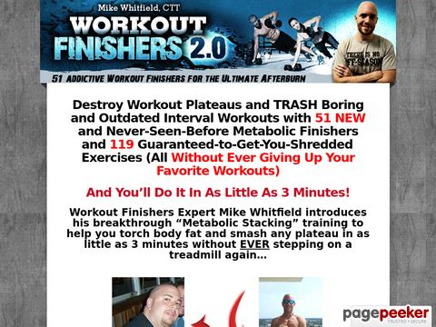 51 Workout Finishers - Workout Finishers V2
