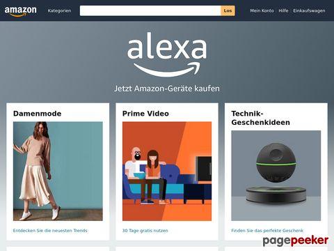 Amazon.de: Günstige Preise bei Elektronik, Foto, DVD, Musik, Bücher, Games, Spielzeug