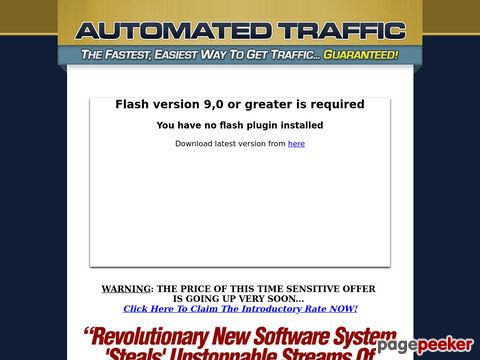 More Traffic And Lead Generation – Automated Traffic