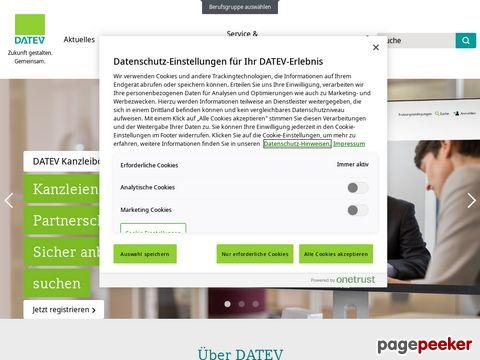 DATEV - Software für Steuerberater