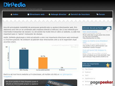 Top directoare web romanesti