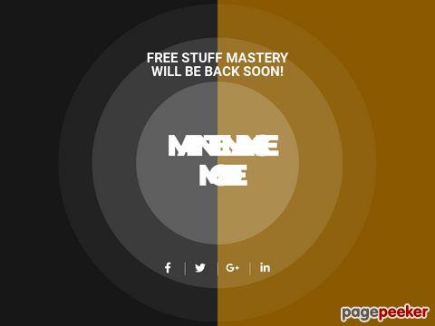 Free Stuff Mastery