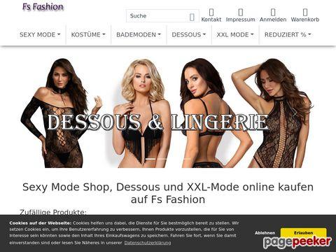 FS-Fashion Onlineshop