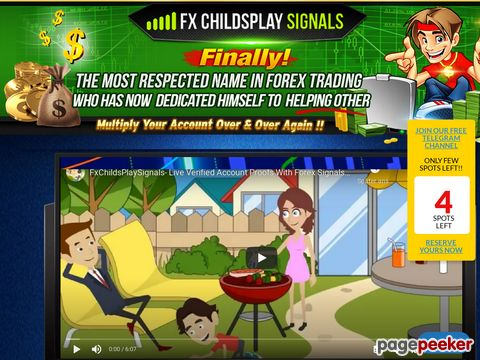 Fx Childs Play Signals