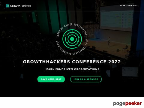 wwwgrowthhackersconferencecom