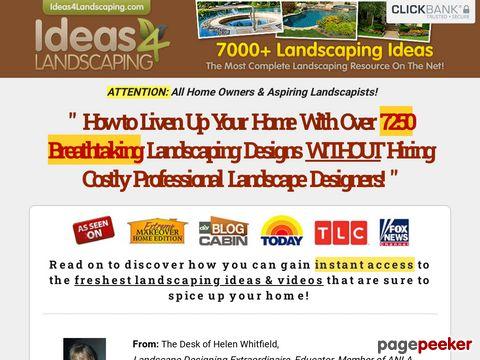ø 7250 Landscaping Ideas & Landscape Designs - Backyard Lan...