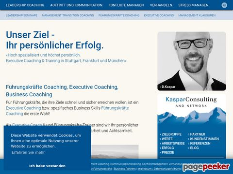 Kaspar Consulting - Business und Executive Coaching