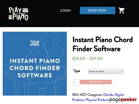 "Piano chords -- keyboard chords -- the amazing ""Chord Comput..."